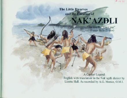 The Little Dwarves and the Creation of Nak'a<u>z</u>dli